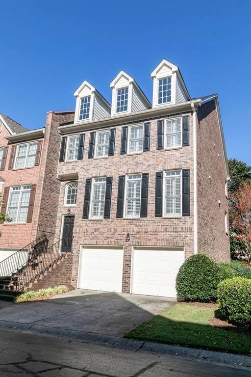 1292 Dunwoody Cove, Dunwoody, GA 30338 (MLS #6808420) :: North Atlanta Home Team