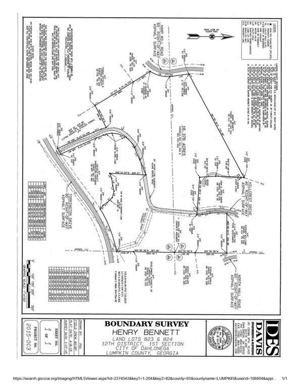00 Torrington Road, Dahlonega, GA 30533 (MLS #6809458) :: Kennesaw Life Real Estate