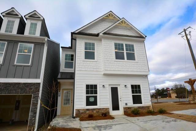 219 Turner Lane, Woodstock, GA 30189 (MLS #6811708) :: North Atlanta Home Team