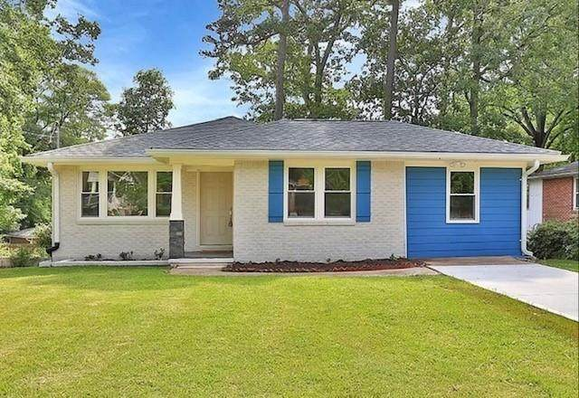 225 Martha Avenue NE, Atlanta, GA 30317 (MLS #6813053) :: Keller Williams Realty Atlanta Classic