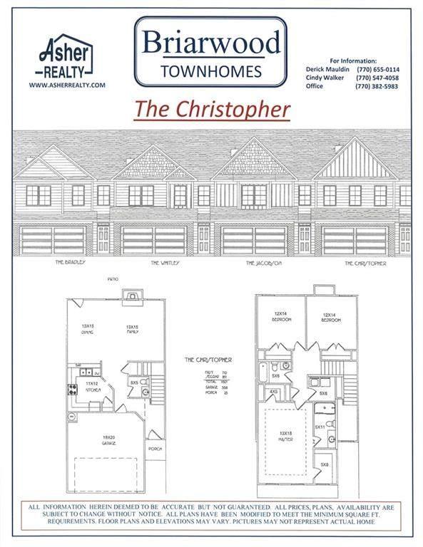 106 Squarewood Lane, Cartersville, GA 30120 (MLS #6817331) :: Kennesaw Life Real Estate