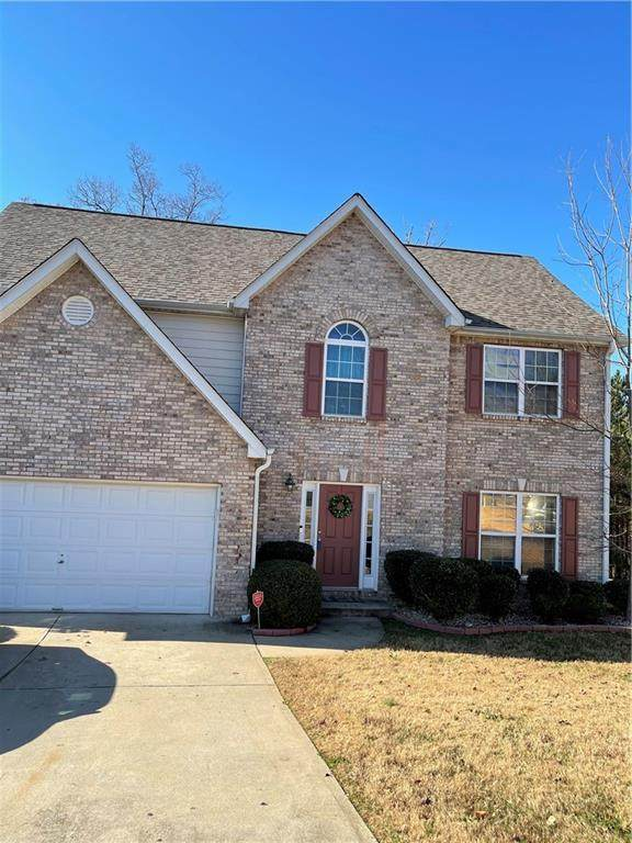 250 Hudson Ridge, Fairburn, GA 30213 (MLS #6817921) :: Thomas Ramon Realty