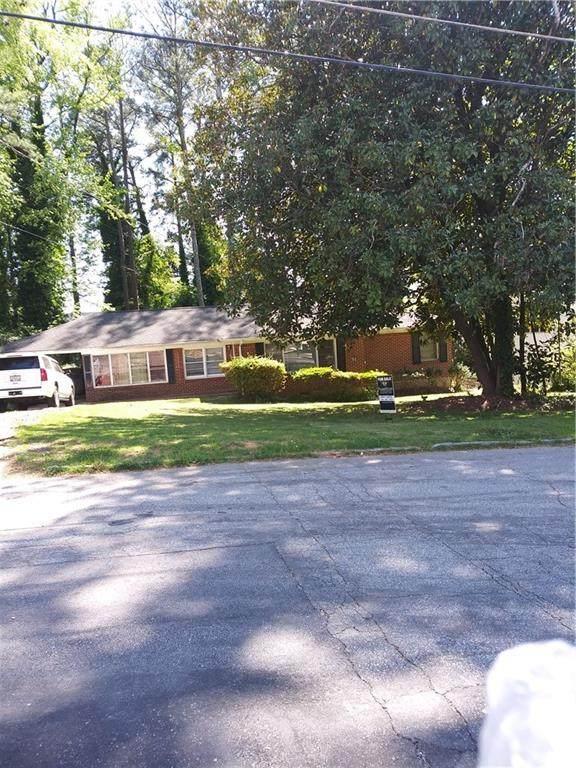 1823 Mcjenkin Drive NE, Atlanta, GA 30345 (MLS #6819279) :: Path & Post Real Estate