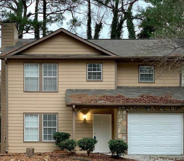 4353 Coopers Creek Drive SE, Smyrna, GA 30082 (MLS #6821882) :: North Atlanta Home Team