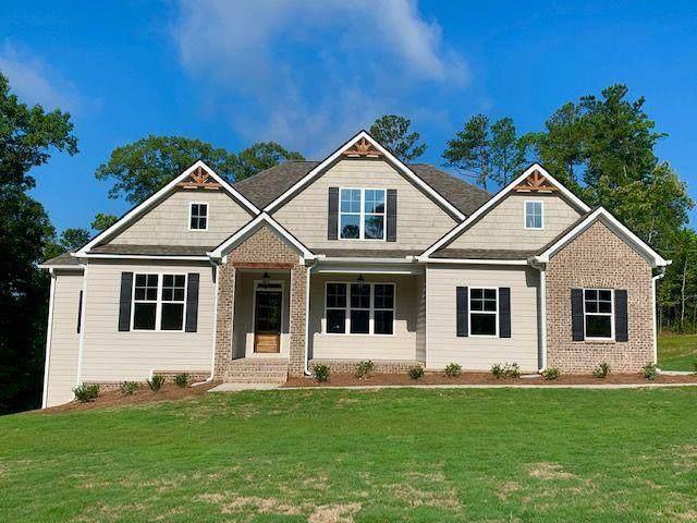 7501 Gillespie Place, Douglasville, GA 30135 (MLS #6824382) :: North Atlanta Home Team