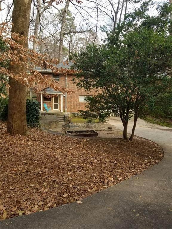 2096 Evergreen Lane NW #1, Atlanta, GA 30318 (MLS #6825724) :: AlpharettaZen Expert Home Advisors