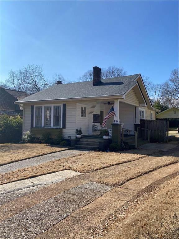 219 S Bartow Street, Cartersville, GA 30120 (MLS #6826084) :: Kennesaw Life Real Estate