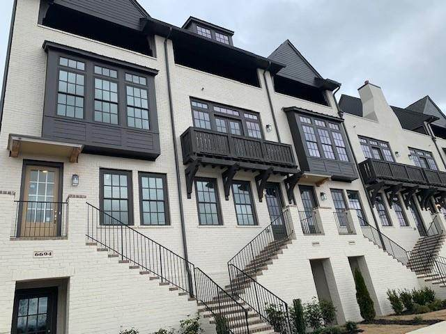 6686 Sterling Drive #664, Sandy Springs, GA 30328 (MLS #6828488) :: The Zac Team @ RE/MAX Metro Atlanta