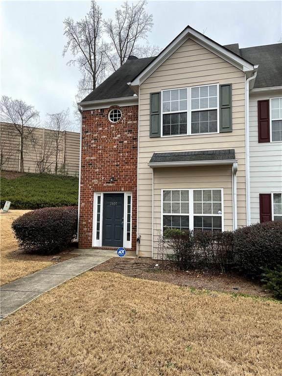 2807 Snapfinger Manor, Decatur, GA 30035 (MLS #6834584) :: Thomas Ramon Realty