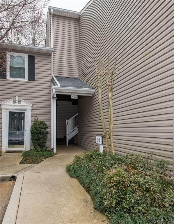 1750 Clairmont #6, Decatur, GA 30033 (MLS #6835555) :: North Atlanta Home Team