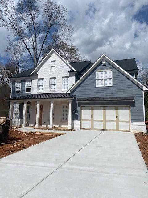 1860 9th Street, Atlanta, GA 30341 (MLS #6835587) :: North Atlanta Home Team