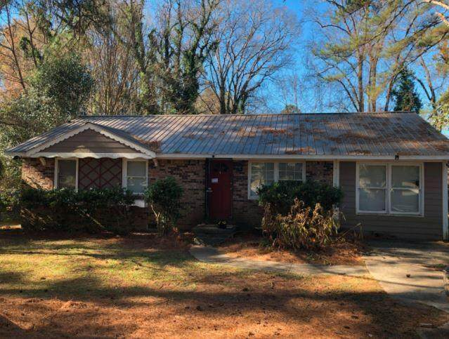 4039 Magnolia Lane, Forest Park, GA 30297 (MLS #6839755) :: The Realty Queen & Team