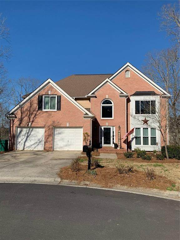 508 Deer Cliff Court, Woodstock, GA 30189 (MLS #6843610) :: Good Living Real Estate