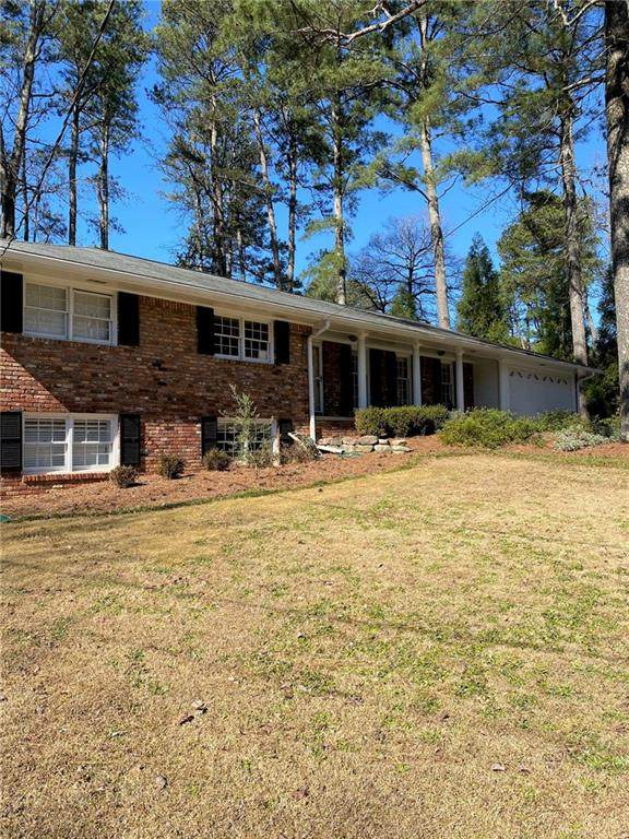 3084 Mccully Drive NE, Atlanta, GA 30345 (MLS #6846400) :: North Atlanta Home Team