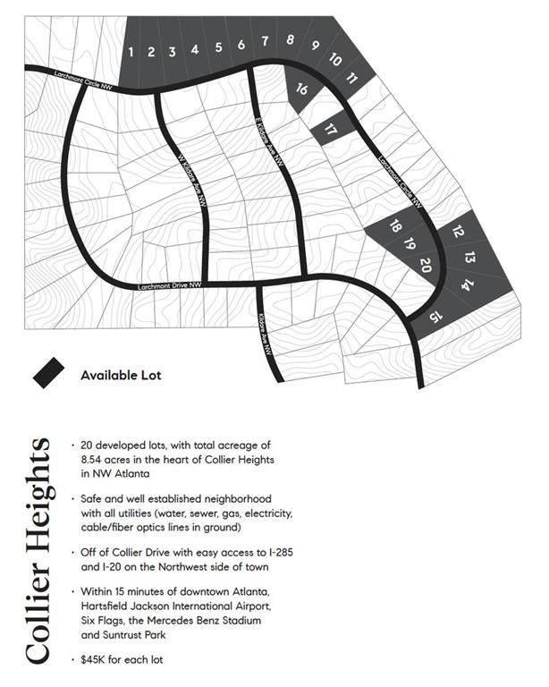 000 Larchmont Circle NW, Atlanta, GA 30318 (MLS #6847710) :: Rock River Realty
