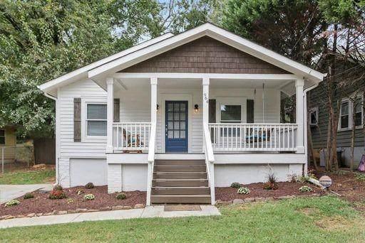 964 Hall Place NW, Atlanta, GA 30318 (MLS #6848154) :: Oliver & Associates Realty