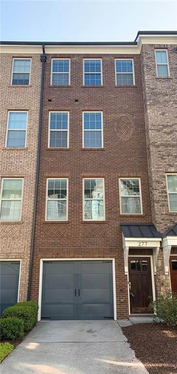 277 Goodson Way NW, Atlanta, GA 30309 (MLS #6854647) :: Kennesaw Life Real Estate