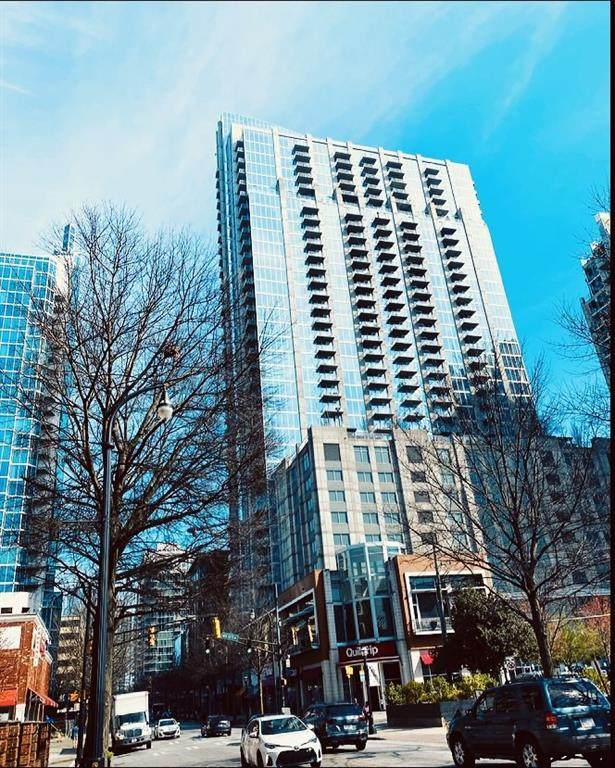855 Peachtree Street NE #3010, Atlanta, GA 30308 (MLS #6859401) :: North Atlanta Home Team