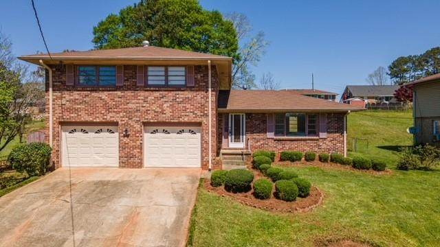 2282 Wallingford Drive, Decatur, GA 30032 (MLS #6865448) :: The Heyl Group at Keller Williams