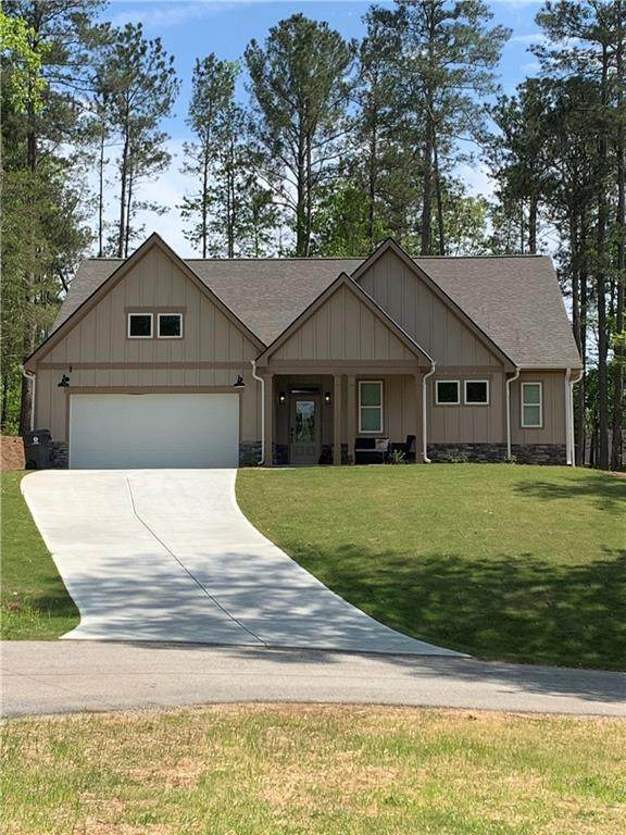 5537 Centry Drive, Villa Rica, GA 30180 (MLS #6871653) :: North Atlanta Home Team