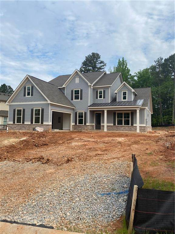 2478 Traditions Way, Jefferson, GA 30549 (MLS #6875272) :: Lucido Global