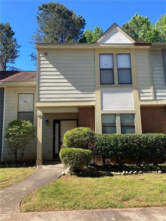 1145 Berkley Drive SE, Smyrna, GA 30082 (MLS #6877230) :: RE/MAX Prestige