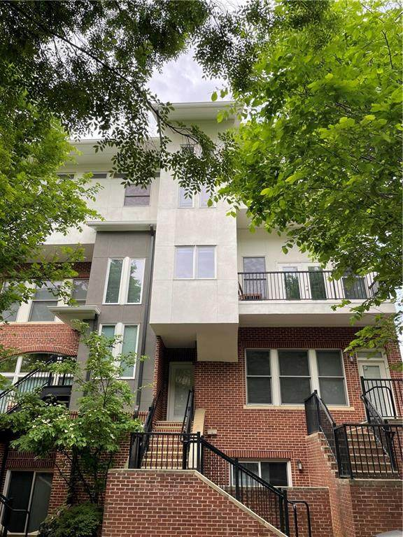 745 Fountainhead Lane NE #112, Atlanta, GA 30324 (MLS #6877588) :: Todd Lemoine Team