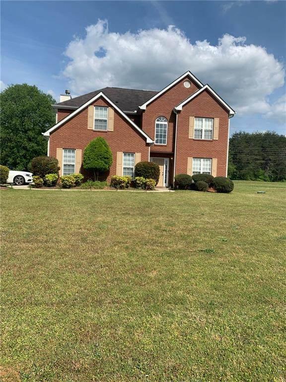 101 Forshaw Drive, Stockbridge, GA 30281 (MLS #6877748) :: Path & Post Real Estate