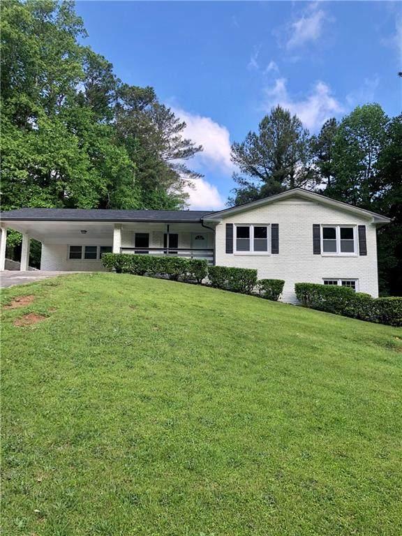 2421 Kelly Lake Drive, Decatur, GA 30032 (MLS #6879273) :: North Atlanta Home Team