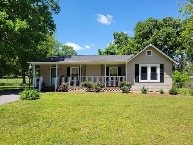 205 Wilder, Chickamauga, GA 30707 (MLS #6880278) :: The North Georgia Group