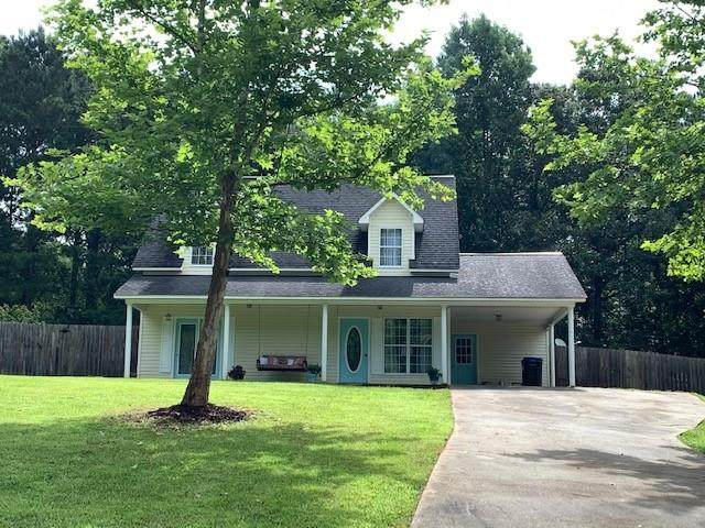 78 Cook Street, Tallapoosa, GA 30176 (MLS #6880614) :: North Atlanta Home Team