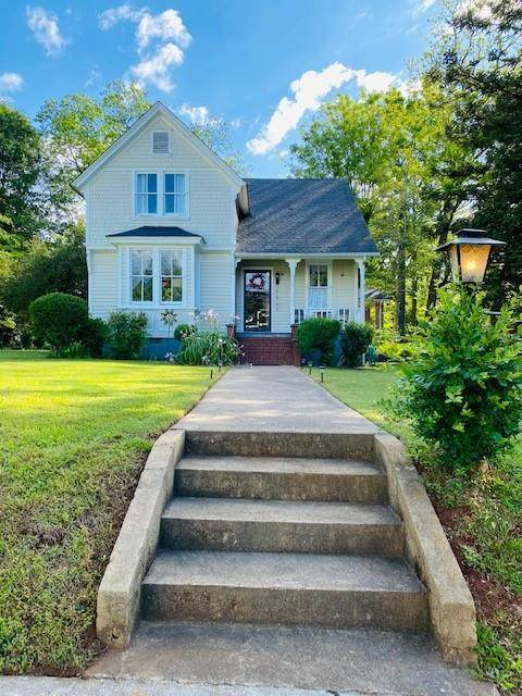225 S Park Street, Dahlonega, GA 30533 (MLS #6884349) :: The Gurley Team