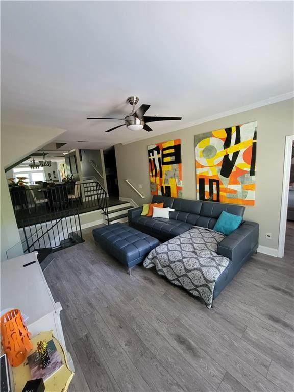 4244 River Green Drive NW #109, Atlanta, GA 30327 (MLS #6885357) :: Path & Post Real Estate
