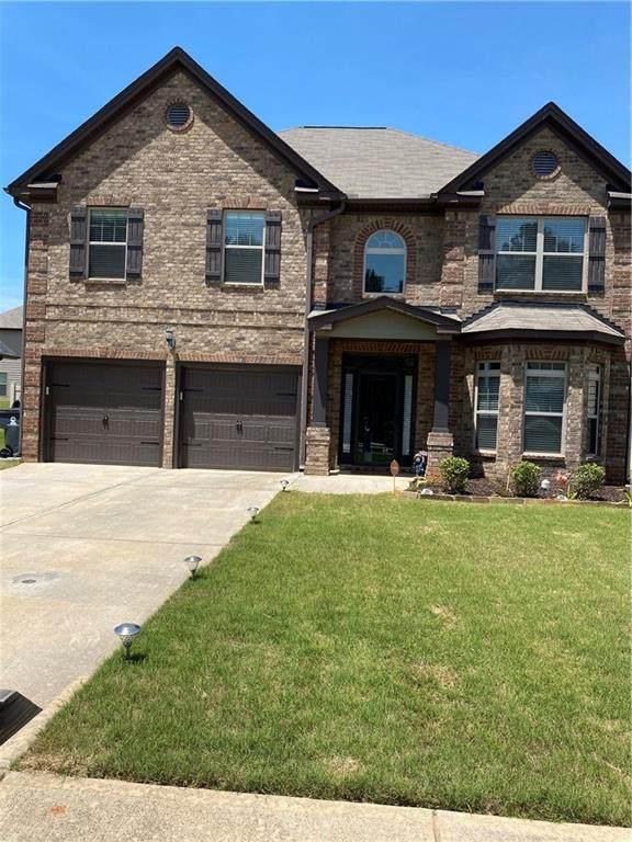 9960 Musket Ridge Circle, Jonesboro, GA 30238 (MLS #6886758) :: North Atlanta Home Team