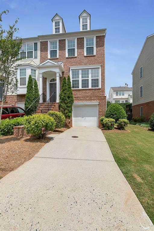1316 Thornborough Drive, Alpharetta, GA 30004 (MLS #6887563) :: North Atlanta Home Team