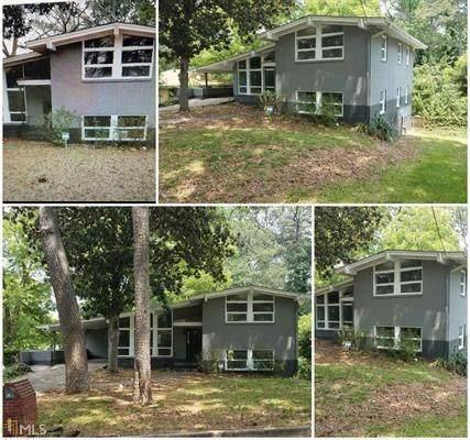 675 Albert Street NW, Atlanta, GA 30318 (MLS #6887687) :: Good Living Real Estate