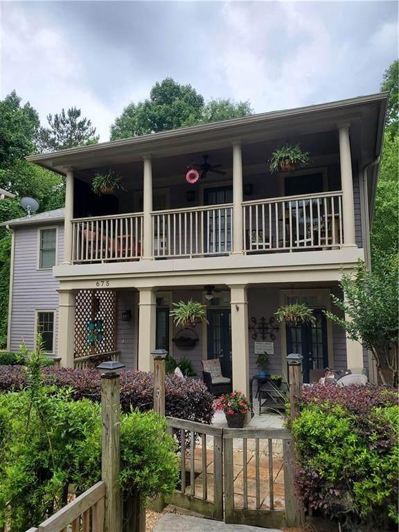 675 Holcomb Bridge Road, Norcross, GA 30071 (MLS #6894385) :: North Atlanta Home Team