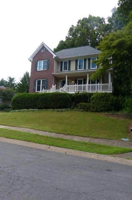 209 Bent Oak Lane, Woodstock, GA 30189 (MLS #6895062) :: The Gurley Team
