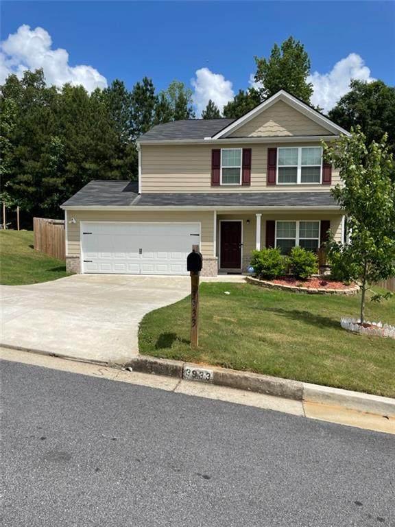 3933 Sitka Drive, Douglasville, GA 30135 (MLS #6895393) :: Kennesaw Life Real Estate