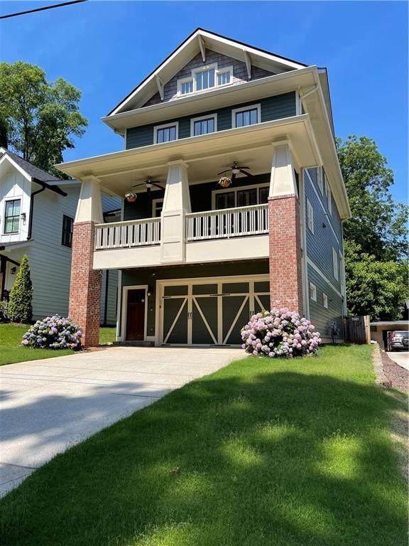 258 3RD Avenue, Avondale Estates, GA 30002 (MLS #6895902) :: Charlie Ballard Real Estate