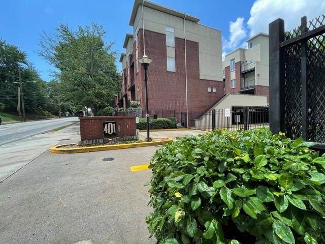 401 10th Street NW C109, Atlanta, GA 30318 (MLS #6897381) :: North Atlanta Home Team
