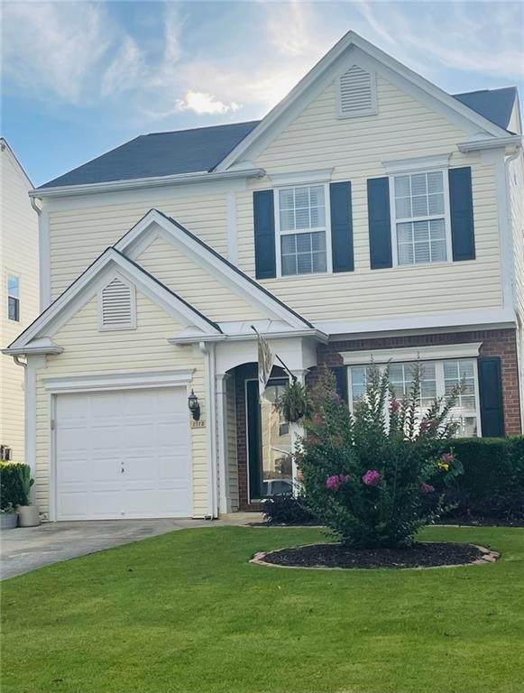 1713 Taynton Circle NW, Kennesaw, GA 30152 (MLS #6902655) :: Path & Post Real Estate