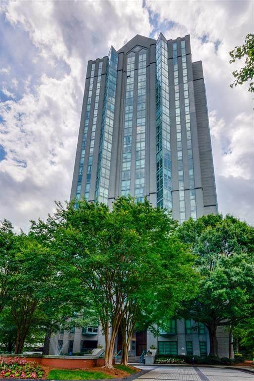 2870 Pharr Ct South NW #1102, Atlanta, GA 30305 (MLS #6903177) :: Path & Post Real Estate