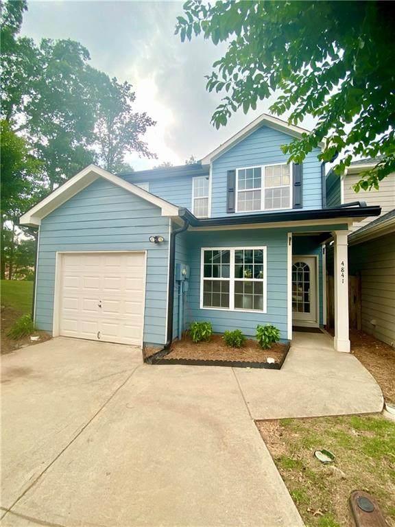 4841 Tangerine Circle, Oakwood, GA 30566 (MLS #6905805) :: Dillard and Company Realty Group