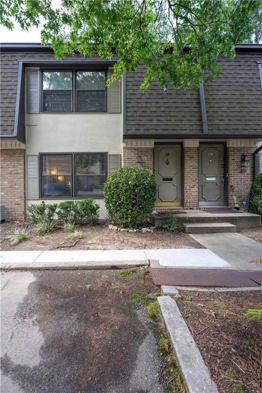 68 Monet Court NW, Atlanta, GA 30327 (MLS #6909237) :: Atlanta Communities Real Estate Brokerage