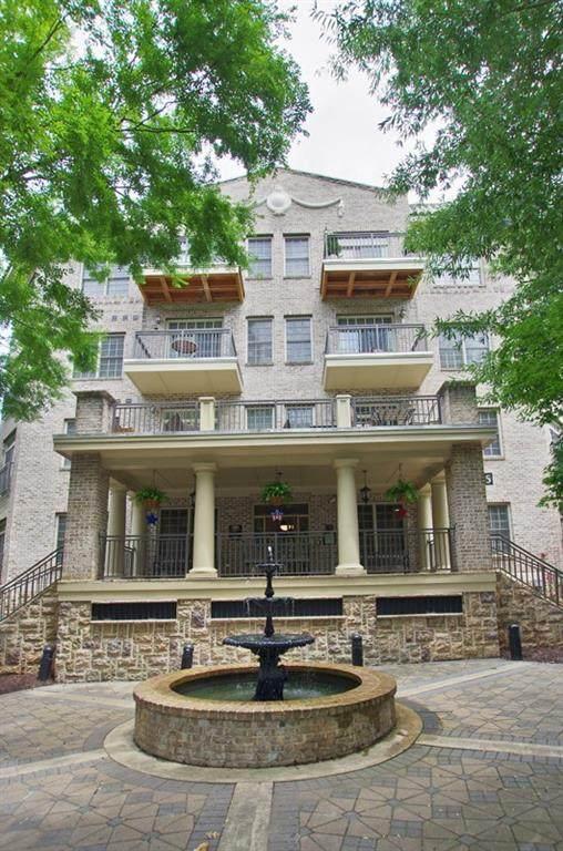 1055 Piedmont Avenue NE #407, Atlanta, GA 30309 (MLS #6911633) :: AlpharettaZen Expert Home Advisors