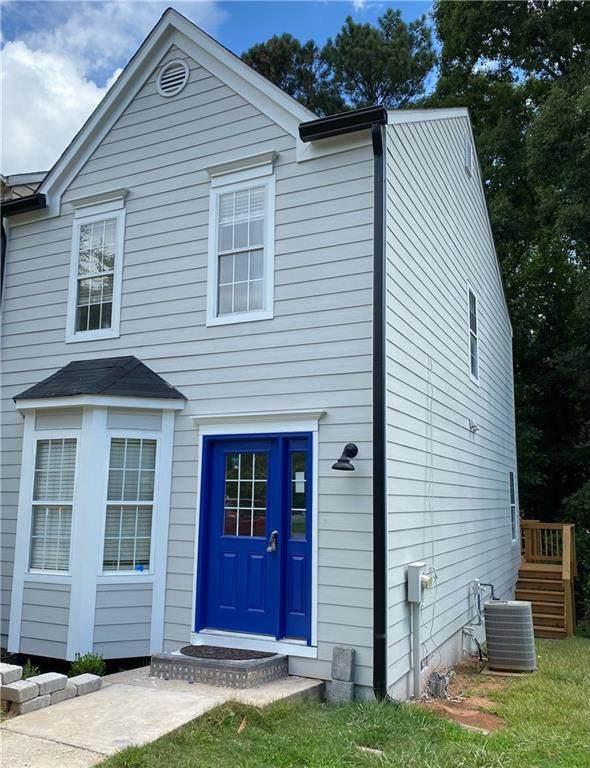 1019 Plantation Way #1019, Kennesaw, GA 30144 (MLS #6916193) :: Kennesaw Life Real Estate