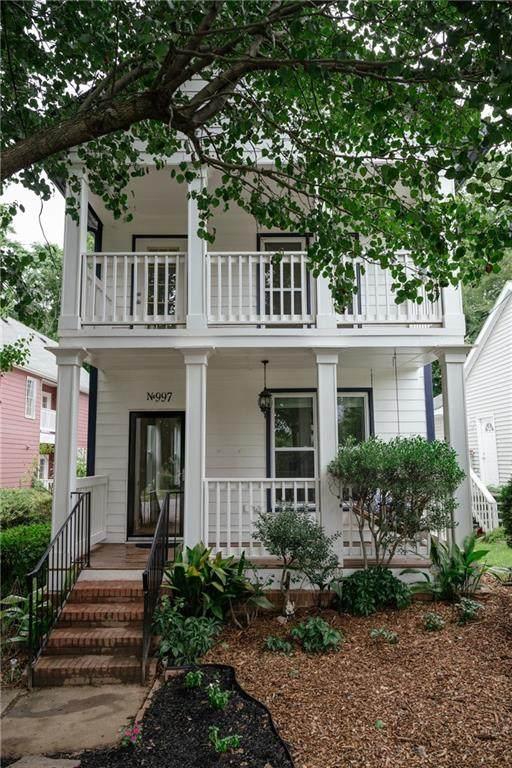 997 Lena Street NW, Atlanta, GA 30314 (MLS #6919458) :: Maximum One Partners