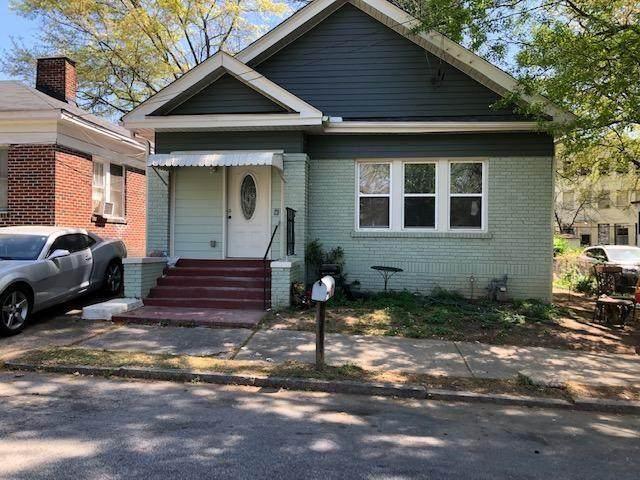 496 Willard Avenue SW, Atlanta, GA 30310 (MLS #6923262) :: Tonda Booker Real Estate Sales
