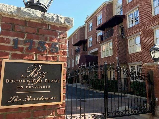 1735 Peachtree Street NE #226, Atlanta, GA 30309 (MLS #6925277) :: Tonda Booker Real Estate Sales